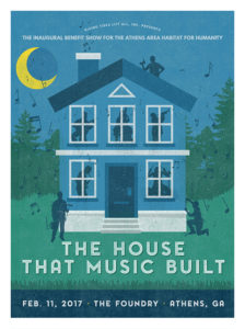 The House That Music Built poster