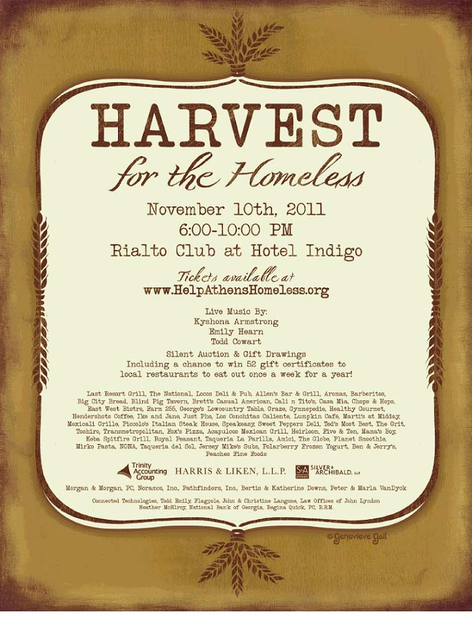 Habitat Supports Athens Homeless Shelter U0026 39 S Harvest For The