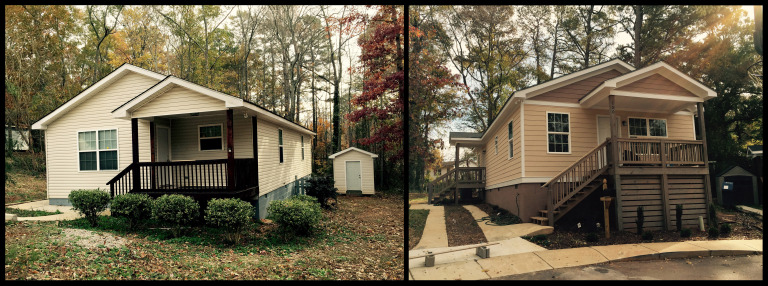 Two New Home Dedications Just In Time For Thanksgiving