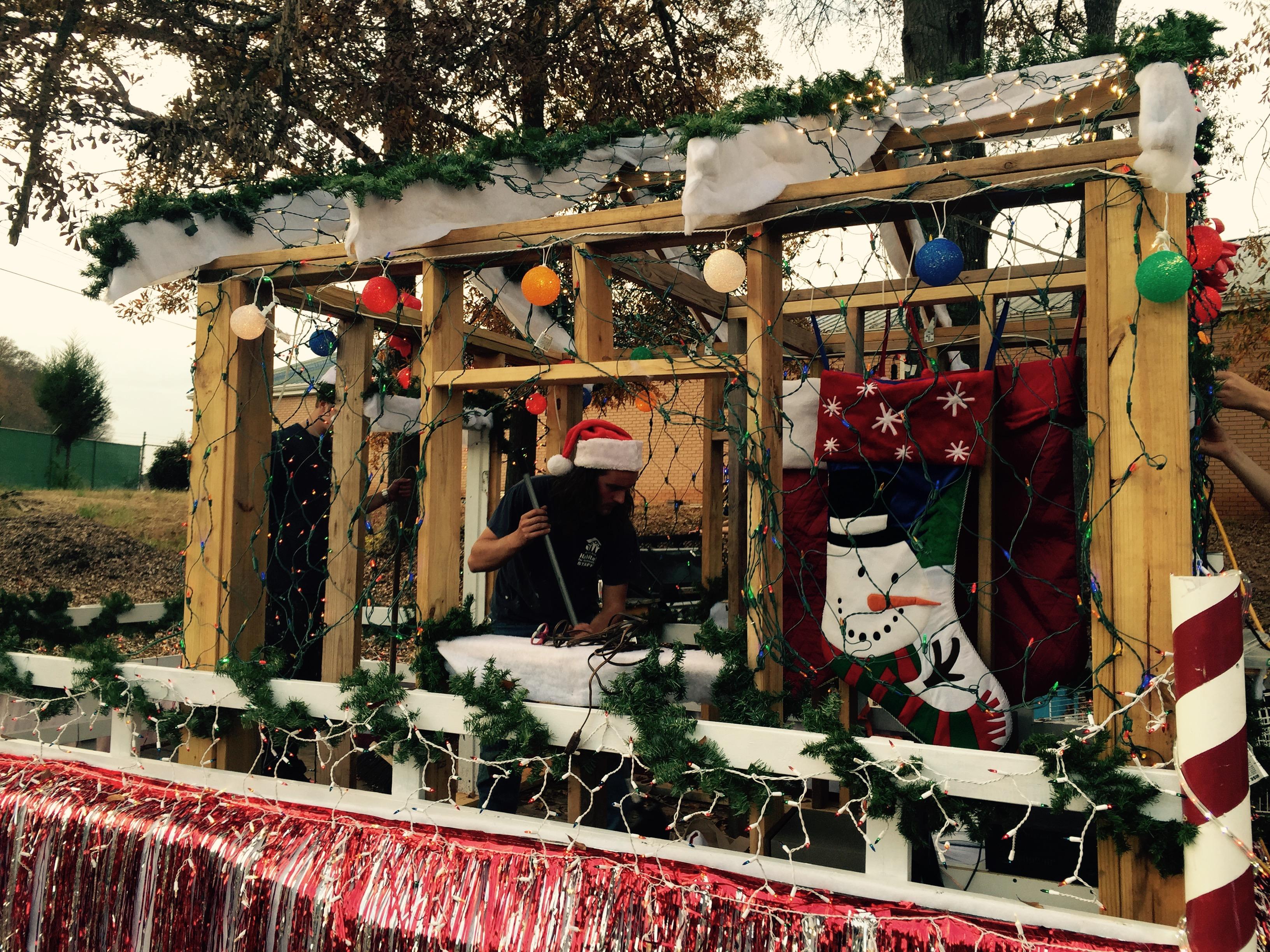 Athens Habitat Wins Big At The Athens Downtown Parade Of