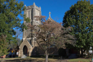 Emmanuel Episcopal Church, Athens, GA