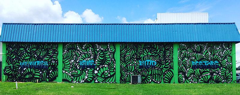 ReStore West mural